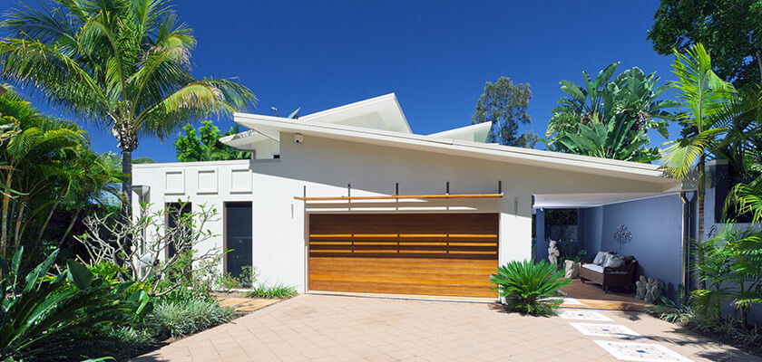 Decorative Driveway Coatings -  Brisbane - A beautiful finish