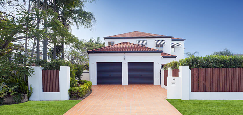 Decorative Driveway Coatings |  Brisbane | Increase to  home's value